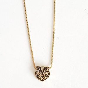 Alex & Ani American 925 Tiger necklace power